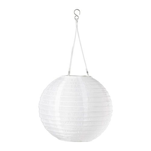 ikea solvinden led solar powered pendant lamp to hang in tent goin 39 to the chapel. Black Bedroom Furniture Sets. Home Design Ideas