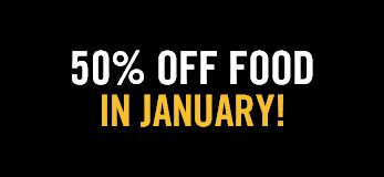 Available 4th-27th January. Whether you're after a romantic dinner for two, a family lunch or a works night out The Pit, Headingley is always a great choice. Call to book 0113 2036090 or visit our website below. #offer #january #manfood #cheap #bbq #deals #50% #halfprice #student #leeds #headingley #thepit #trio #craft #goodfood #american