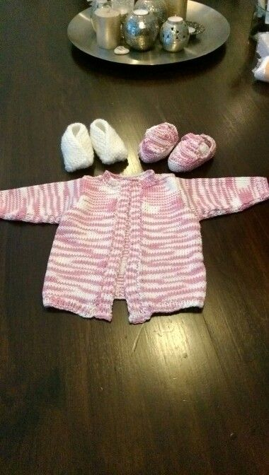 Powergirls knitted cardigan