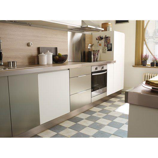 Concept De Renovation De Plinthe De Cuisine Reno Plinthe Aluminium Brosse Cuisine Aluminium Meuble Cuisine Plinthes