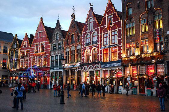 Ciudades europeas con encanto. Brujas