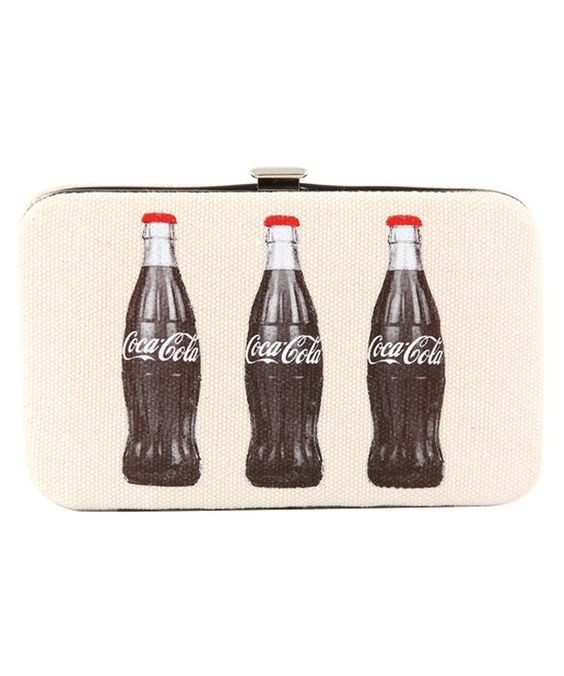 Look at this Coca-Cola Bottle Clasp Wallet on #zulily today!
