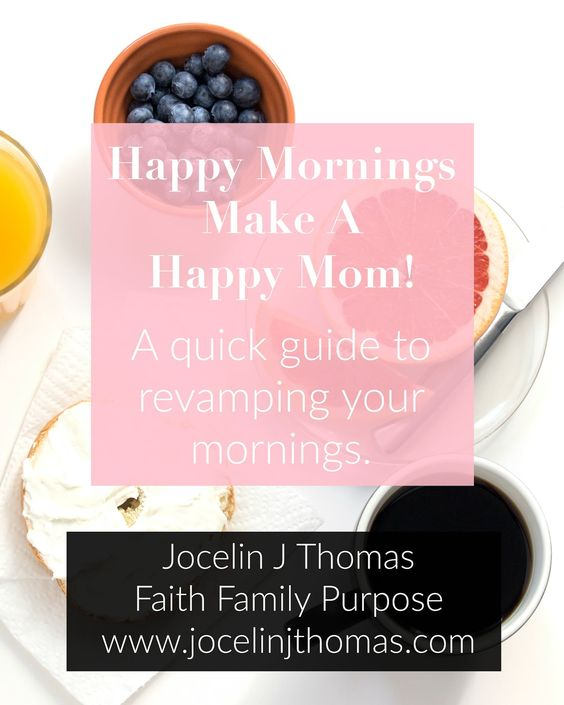 Free Guide To Revamp Your Mornings! Download Now