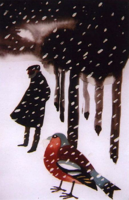 Untitled, Mary Fedden, OBE (RCA Secret Show, 1998). Mary Fedden is an accomplished, well-regarded British painter and a perennial favorite at the RCA Secret Show. She painted this fantastic piece  my 15 month-old daughters favorite painting  at the age of 83.