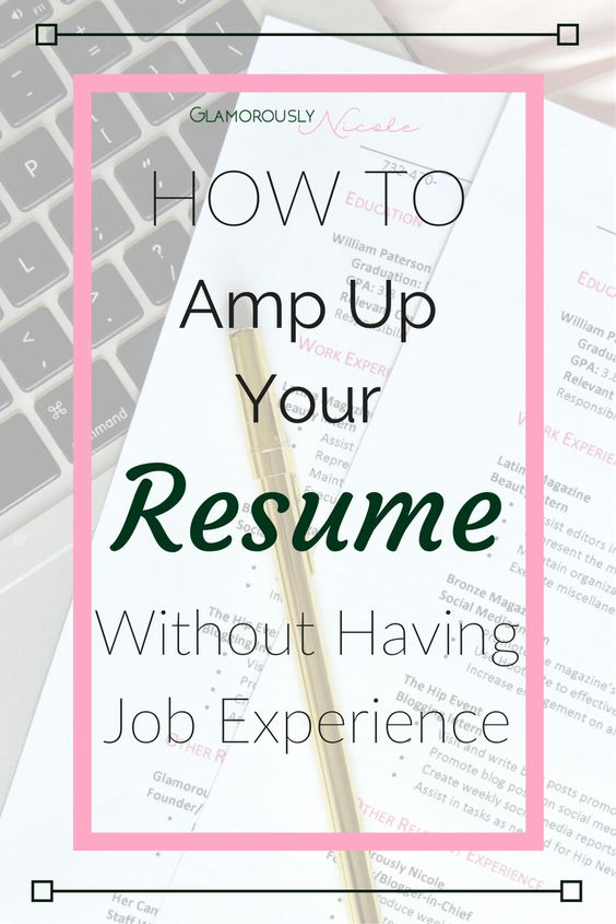 Take Your Resume  Cover Letter From Drab To Fab Job search