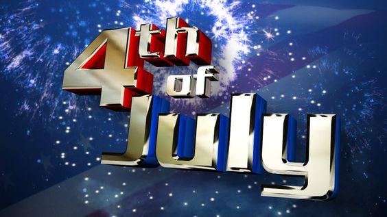 Have a safe 4rh of July