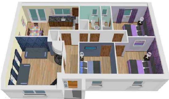 Aplikasi Desain Ruangan Rumah