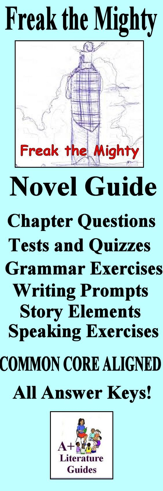 Worksheets Freak The Mighty Worksheets best 25 freak the mighty ideas on pinterest reading projects pearson education books and middle school books
