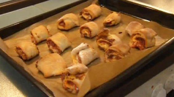 Frühstücksfernsehen - Pizzabrötchen - Sat.1
