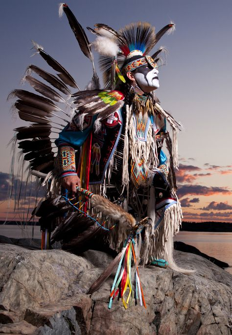 warrior native plain american - photo #36