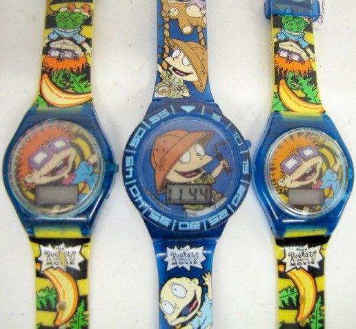 Rugrats digital wrist watches
