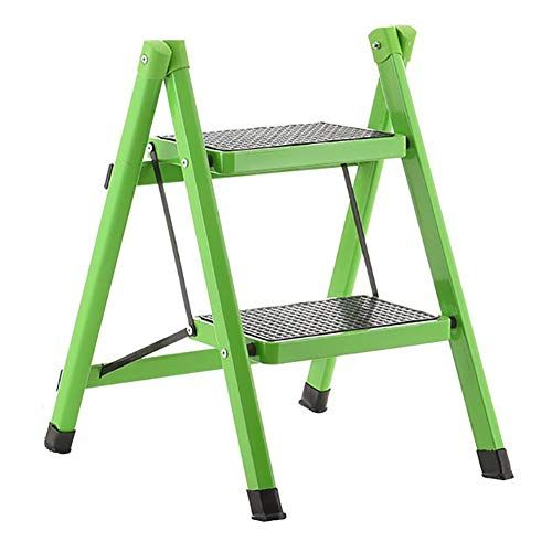 Pleasing Lxf Step Stool 2 Step Stool Metal Anti Slip Rubber Mat Pabps2019 Chair Design Images Pabps2019Com