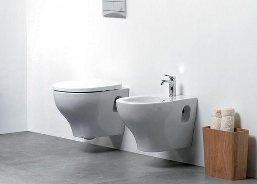 Sanitari Cover Sospesi Moderni In Ceramica Moderno Ceramica Bagno