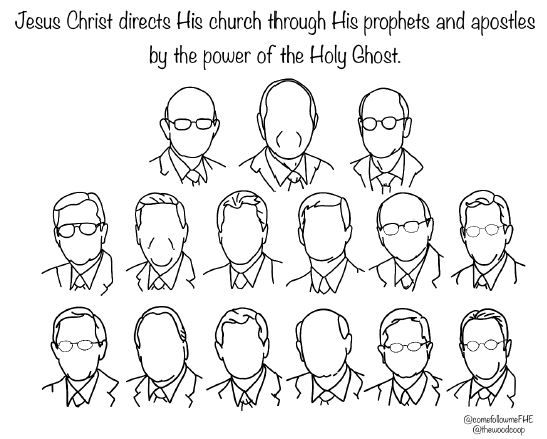 26++ Lds follow the prophet coloring page download HD
