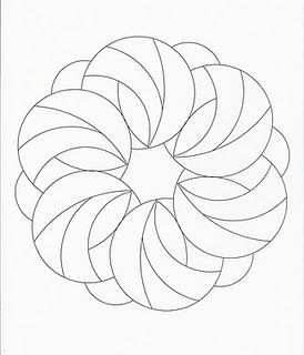 Free templates to print, tangle and enjoy: Embroidery Pattern, Zendala, Mandala Template, Zentangle Outline, Zentangle Mandala