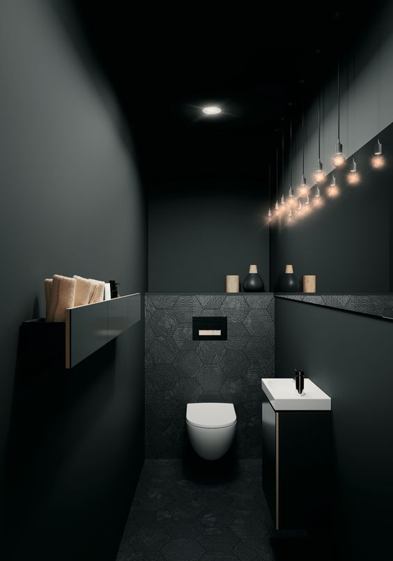 Charming Interior Bathrooms