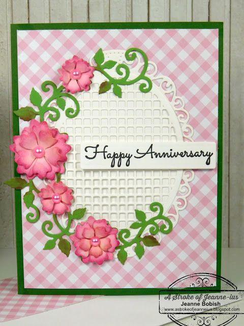 Beautiful Happy Anniversary Card Happy Anniversary Cards Happy