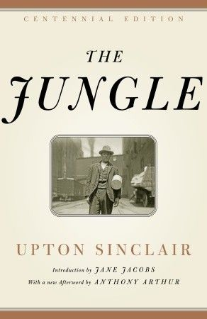 """an analysis of the topic of the novel the jungle by upton sinclair The jungle, by upton sinclair question 1 answer: """"and so all over the world two classes were forming, with an unbridged chasm between them--the capitalist clas."""