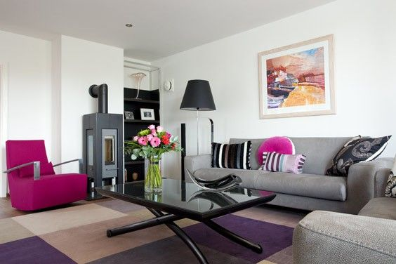 ACHICA Living | Ideas & inspiration for your home, garden & lifestyle » Interior designer Sheena Abbot-Davies invites us on a tour of her we...