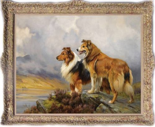 Modern Shetland Paintings For Sale