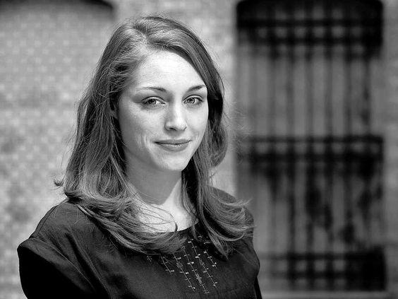 Julia Prosinger, Tagesspiegel reporter.