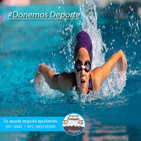 Apoyemos a que nuestros niños puedan practicar deporte. ¡Ayudanos con tu donación! Contáctanos : 301-3040 / RPC 943518300 http://traperosdeemausarequipa.org/donaciones.html