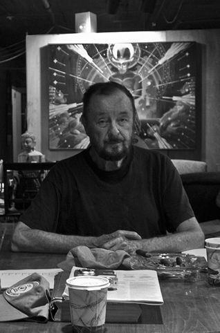 Ingo Swann -The  father of Remote Viewing (1933 – 2013)