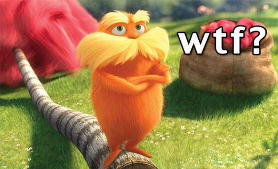 Universal Studios Fails To Deliver The Lorax's Green Message