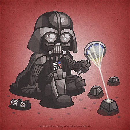 Vader, the early years