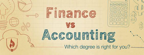 finance versus accounting header