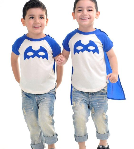 Rock Your Baby Masked Crusader tees www.rockyourbaby.com