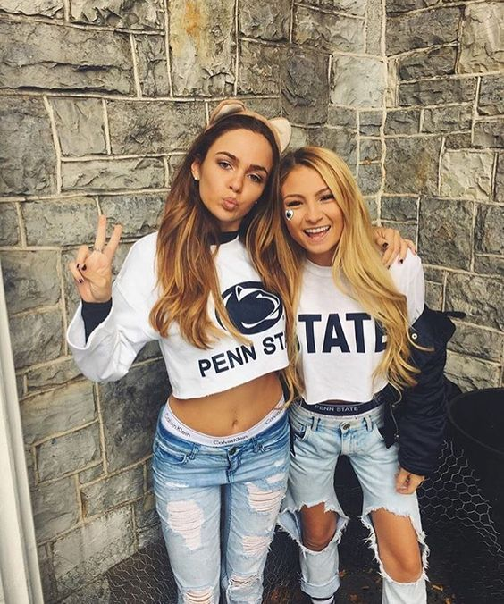 You Know You Go To Penn State When...