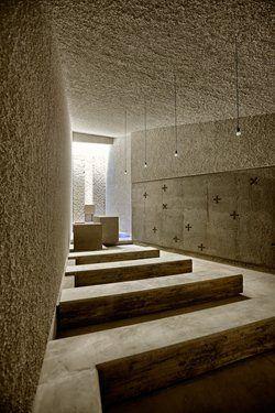 Saint John Baptist chapel, 2013 - Beautell Arquitectos