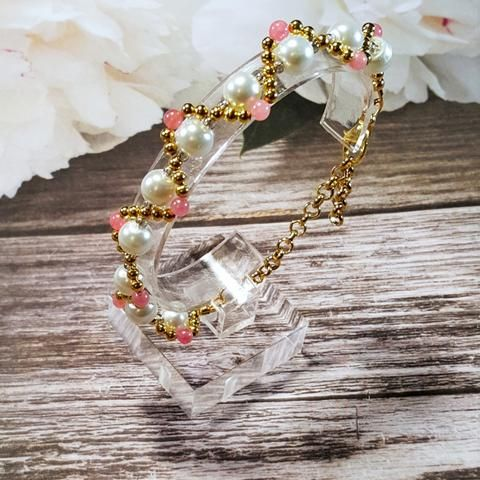 A Mother's Journey Gold Bracelet - HaJuls