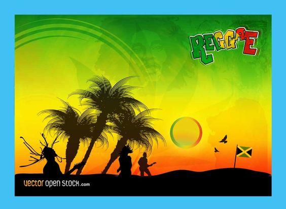 Reggae Graphics