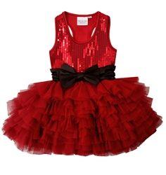 toddler girl christmas dress!  Mini Couture  Pinterest  Girls ...