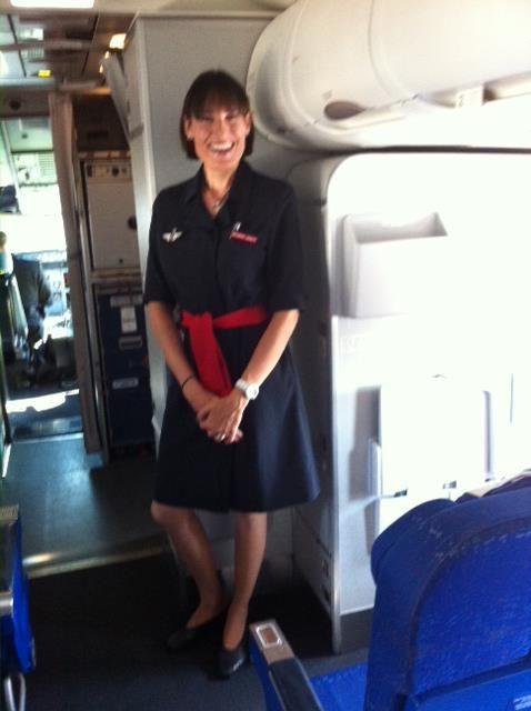 from Albert transsexual flight attendant