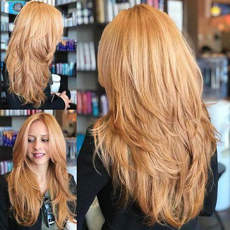24++ Frisuren lange viele haare Information