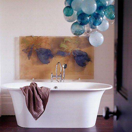Glass Bad Wohnideen Badezimmer Living Ideas Bathroom