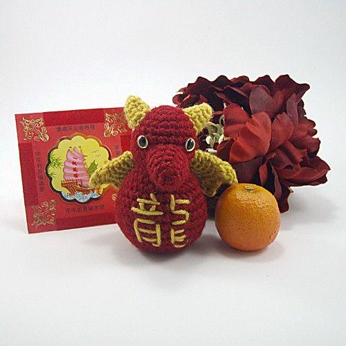 Amigurumi Chinese Dragon : Pinterest De idee?ncatalogus voor iedereen