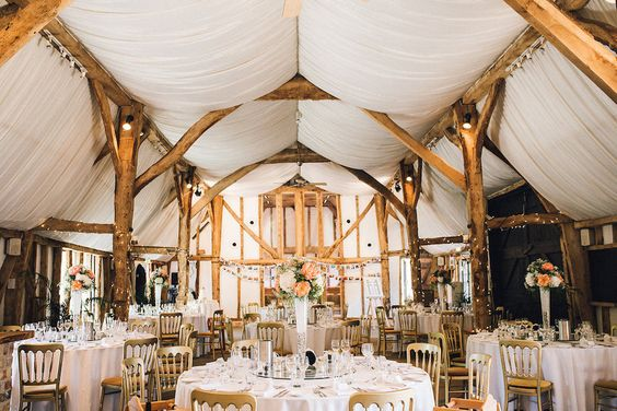 Rustic Barn Wedding at South Farm Cambridgeshire | Images by Red on Blonde