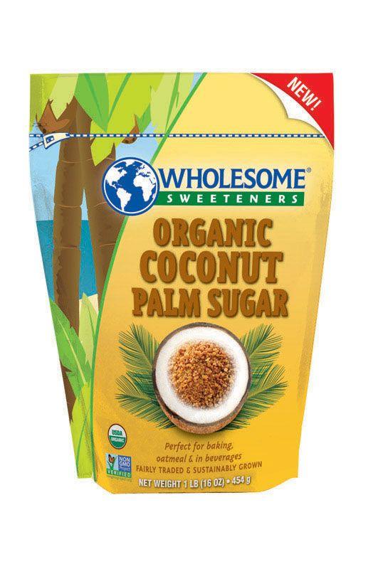 Organic Coconut Palm Sugar Organic Coconut Sugar Coconut Palm Sugar Wholesome Sweeteners