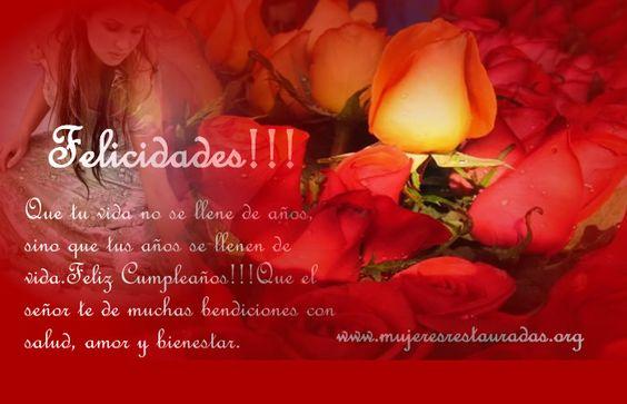 tarjetas de cumpleaños gratis para facebook | Tarjetas de cumpleaños para una esposa