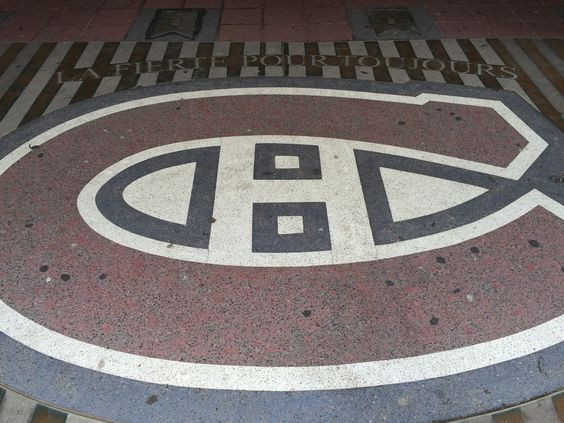 Entrance to the Montreal Forum on Atwater Street.  The Forum was home to the NHL's Montreal Canadiens from 1926-1996.  #montreal #quebec #canada #canadiens #habs #nhl #hockey #travel