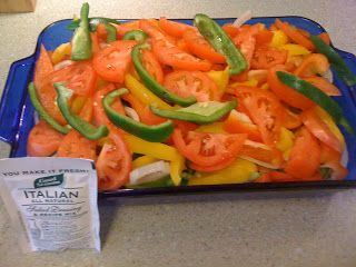 Italian Veggies on the Grill is what i am  talking about