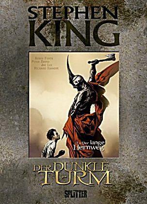 Der Dunkle Turm Graphic Novel Band 2 Der Lange Heimweg Stephen King Gebunden Buch In 2020 Der Dunkle Turm Graphic Novel Und Bucher