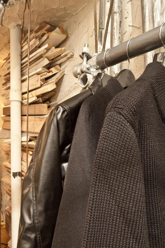 BOFFO Building Fashion: Patrik Ervell + Graham Hudson. Photographer: Evan Joseph.