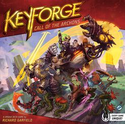 Keyforge Call Of The Archons On Boardgamegeek Pit Card Game Gloom Card Game Star Wars Card Game