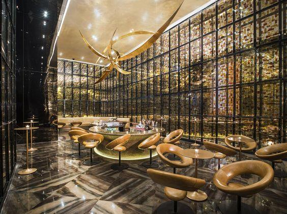 Woobar in w hotel guangzhou hospitality pinterest