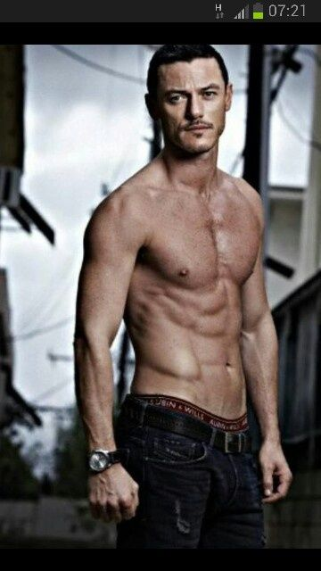 luke evans mens health - Google Search